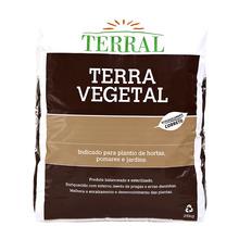 Terra Vegetal 25Kg Terral