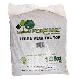 Terra Vegetal Top 10Kg Verdi Max