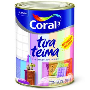 Teste de Cor Base PMF Tira Teima 300ml Coral