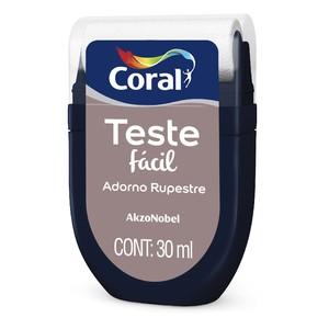 Teste Fácil Adorno Rupestre 30ml Coral