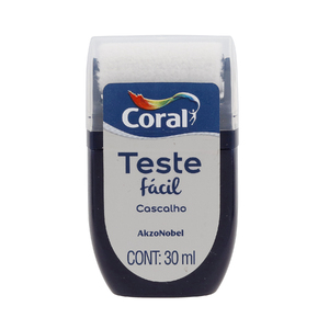 Teste Fácil Cascalho 30ml Coral
