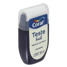 Teste Fácil Neblina da Serra 30ml Coral