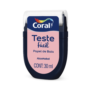 Teste Facil Papel De Bala 30ml