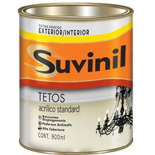 Tinta Específica Teto Fosco Suvinil 0,9L Neve