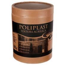 Textura Fosco Riscado Premium 34kg Azul Céu Poliplast