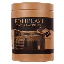 Textura Fosco Riscado Premium 34kg Branca Poliplast