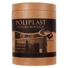 Textura Fosco Riscado Premium 34kg Palha Poliplast