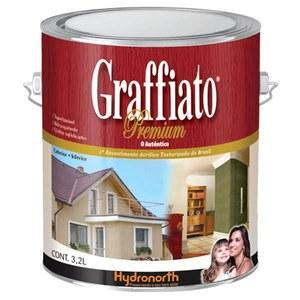 Textura Graffiato Arte Hydronorth 3,2 L Branca