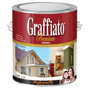 Textura Graffiato Lisa 5,4Kg Natural Hydronorth