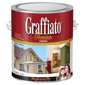 Textura Graffiato Lisa 5,4Kg Terraço Hydronorth