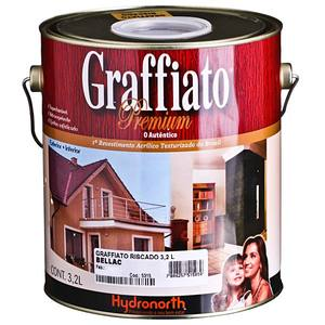 Textura Graffiato Riscado Hydronorth 3,2 L Bellac