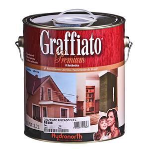 Textura Graffiato Riscado Hydronorth 3,2 L Rion