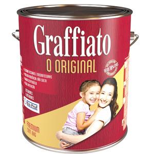 Textura Liso Premium Graffiato 6kg Vermelho Graffiato Hydronorth