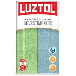 Textura Revestimento Rústico Branco 25Kg Luztol