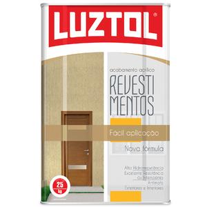 Textura Revestimento Rústico Marfim 25Kg Luztol