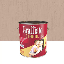 Textura Riscado Premium Graffiato Areia 6kg Hydronorth