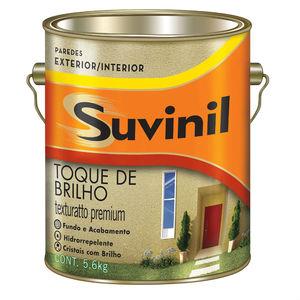 Texturatto Toque de brilho 5,6kg Doce de leite Suvinil