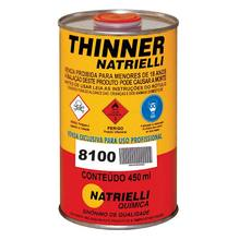 Thinner 8100 0,45L Natrielli