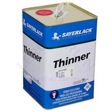 Thinner Profissional 18L Sayerlack