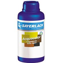 Tingidor para Madeira Sayerlack Acquacolor Fosco Castanho 500ml