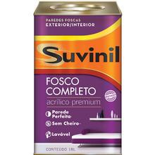 Tinta Acrílica Fosca Premium Erva Doce Premium 18L
