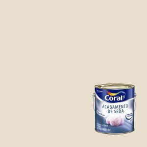 Tinta Acrílica Acetinada Acabamento de Seda Premium Algodão Egípcio 3,6L Coral