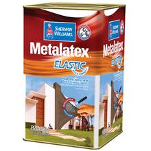 Tinta Acrílica Acetinado Premium Metalatex Elastic Marshmallow 18L Sherwin Williams