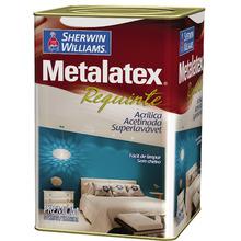 Tinta Acrílica Acetinado Premium Metalatex Requinte Superlavavel Bianco Sereno 18 L Sherwin Williams
