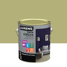 Tinta Acrílica Acetinado Premium Pistache Natural 3,6L Luxens