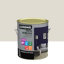 Tinta Acrílica Acetinado Premium Gelo 3,6L Luxens