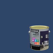 Tinta Acrílica Acetinado Premium Indigo Casual 3,6L Luxens