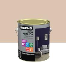 Tinta Acrílica Acetinado Premium Nude Classe 3,6L Luxens