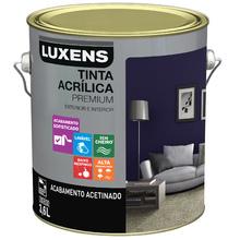Tinta Acrílica Acetinado Premium Urbano Minim Casual 3,6L Luxens