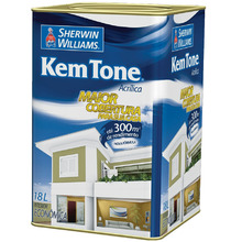 Tinta Acrílica Fosca Kem Tone Lata 18L Marfim