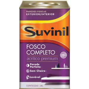 Tinta Acrílica Fosca Premium Mel  18L