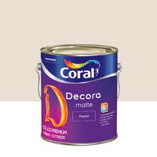 Tinta Acrílica Fosca Premium Decora Algodão Egípcio 3,6L Coral