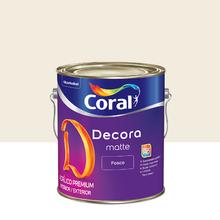 Tinta Acrílica Fosca Premium Decora Branco 3,6L Coral
