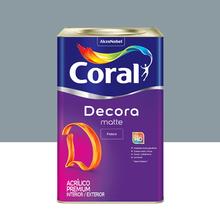 Tinta Acrílica Fosca Premium Decora Jogo de Sombras 18L Coral