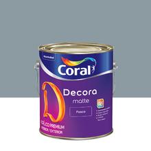 Tinta Acrílica Fosca Premium Decora Jogo de Sombras 3,6L Coral