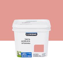 Tinta Acrílica Fosca Standard Amêndoa Doce 2,5L Luxens