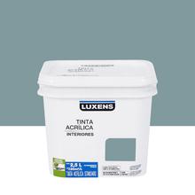 Tinta Acrílica Fosca Standard Azul Aconchego 2,5L Luxens