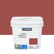Tinta Acrílica Fosca Standard Canela 2,5L Luxens
