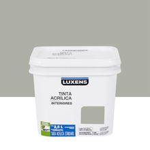 Tinta Acrílica Fosca Standard Cimento 2,5L Luxens