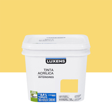Tinta Acrílica Fosca Standard Jaca 2,5L Luxens