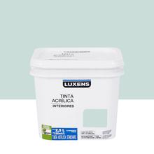 Tinta Acrílica Fosca Standard Névoa Manhã 2,5L Luxens
