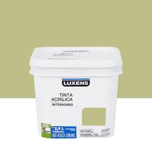 Tinta Acrílica Fosca Standard Pistache Queimado 2,5L Luxens