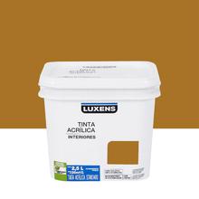 Tinta Acrílica Fosca Standard Pó de Cacau 2,5L Luxens