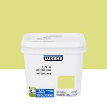 Tinta Acrílica Fosca Standard Verde Abacate 2,5L Luxens