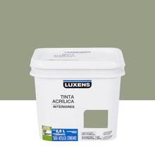 Tinta Acrílica Fosca Standard Verde Oliva 2,5L Luxens