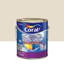 Tinta Acrílica Fosca Total S&C Premium Algodão Egípcio 3,6L Coral